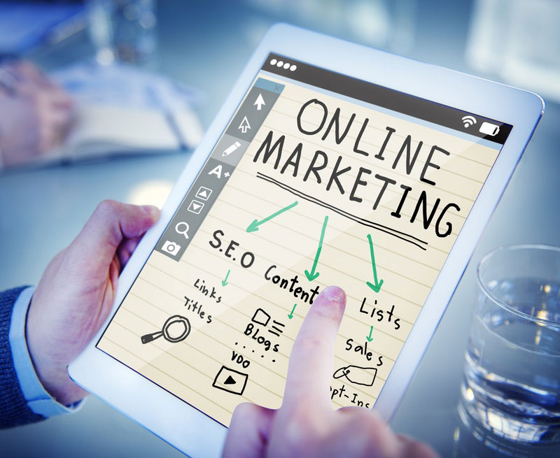 Learn Online Marketing SEO Content and Links