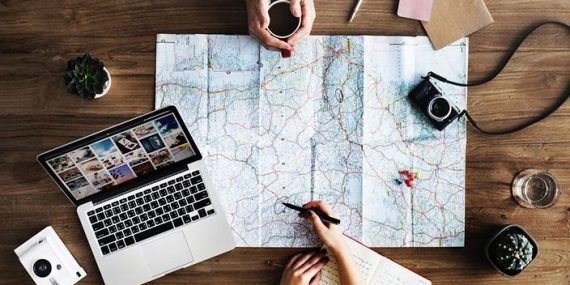 Map out a plan and choose strategic directions to make money online