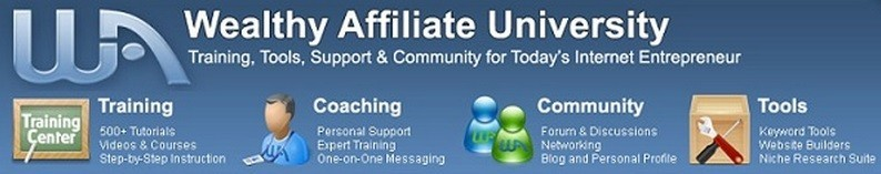 What is Wealthy Affiliate University A Place For Training Coaching Community and Tools