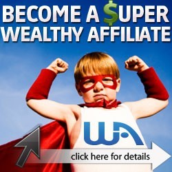 What is Wealthy Affiliate University - become a super Wealthy Affiliate marketer